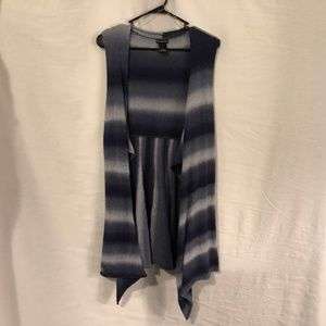 New Directions Large Shrug Waterfall Front 1132
